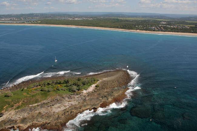 Mudjimba Island, Old Woman Island