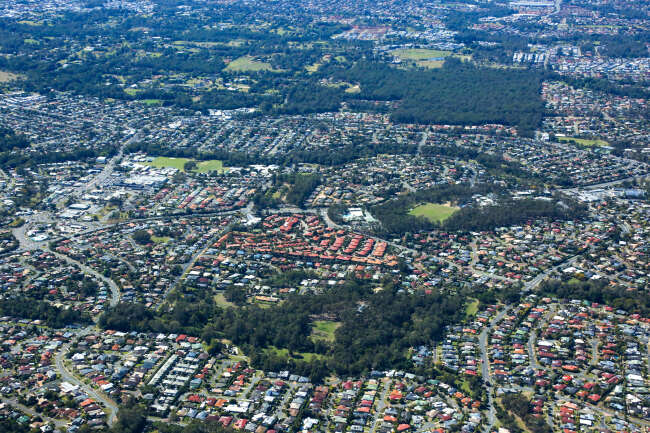 Aerial Photo Stock Library