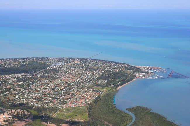 Hervey Bay 4655, Urangan 4655