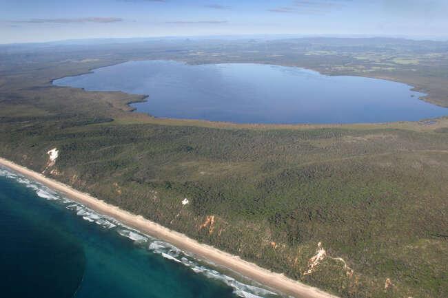 Teewah 4565, Lake Cootharaba 4565