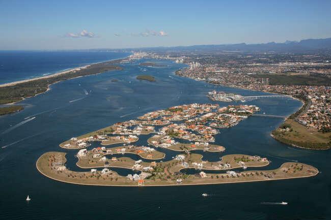 Sovereign Islands, Paradise Point 4216, Hope Island 4212