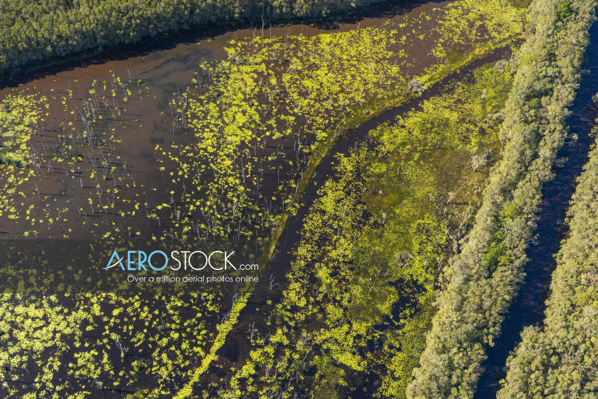 Panoramic aerial photo of Sunshine Coast taken on May 11th, 2020 09:46.