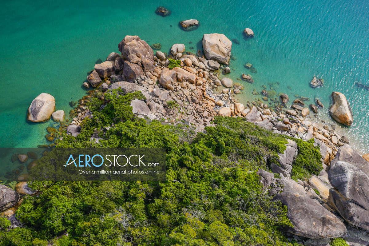 Coastal Waters Of Great Barrier Reef