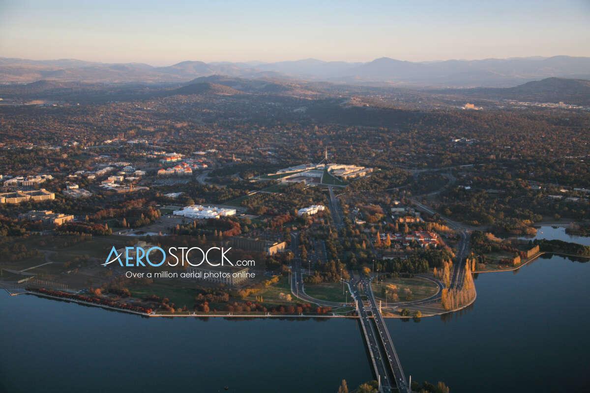 Canberra CBD 2600, Parkes 2600