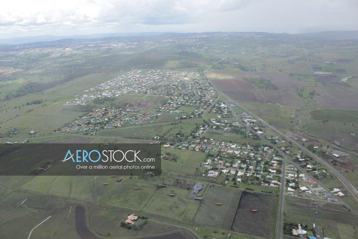 High resolution stock image of Toowoomba, 4350