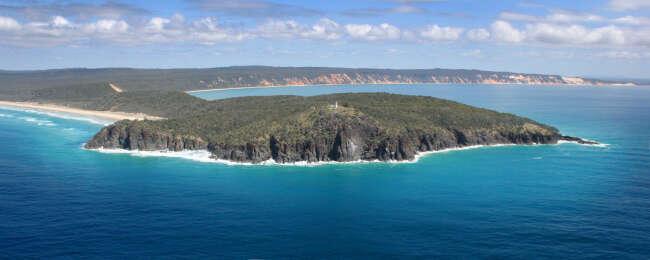 Double Island, Double Island Point
