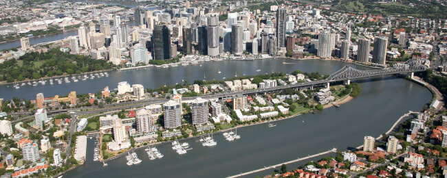 Kangaroo Point 4169, New Farm 4005