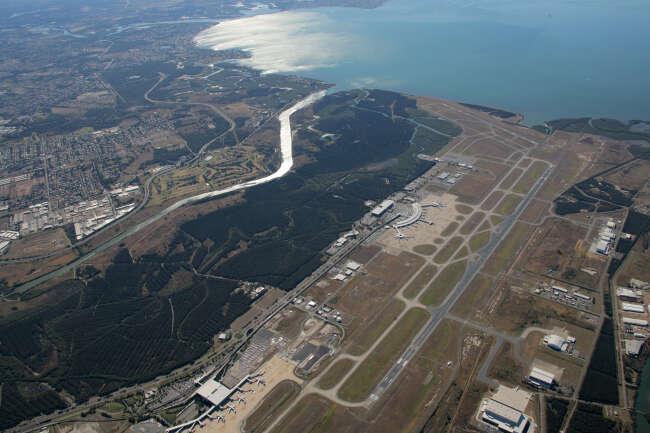 Brisbane Airport 4007