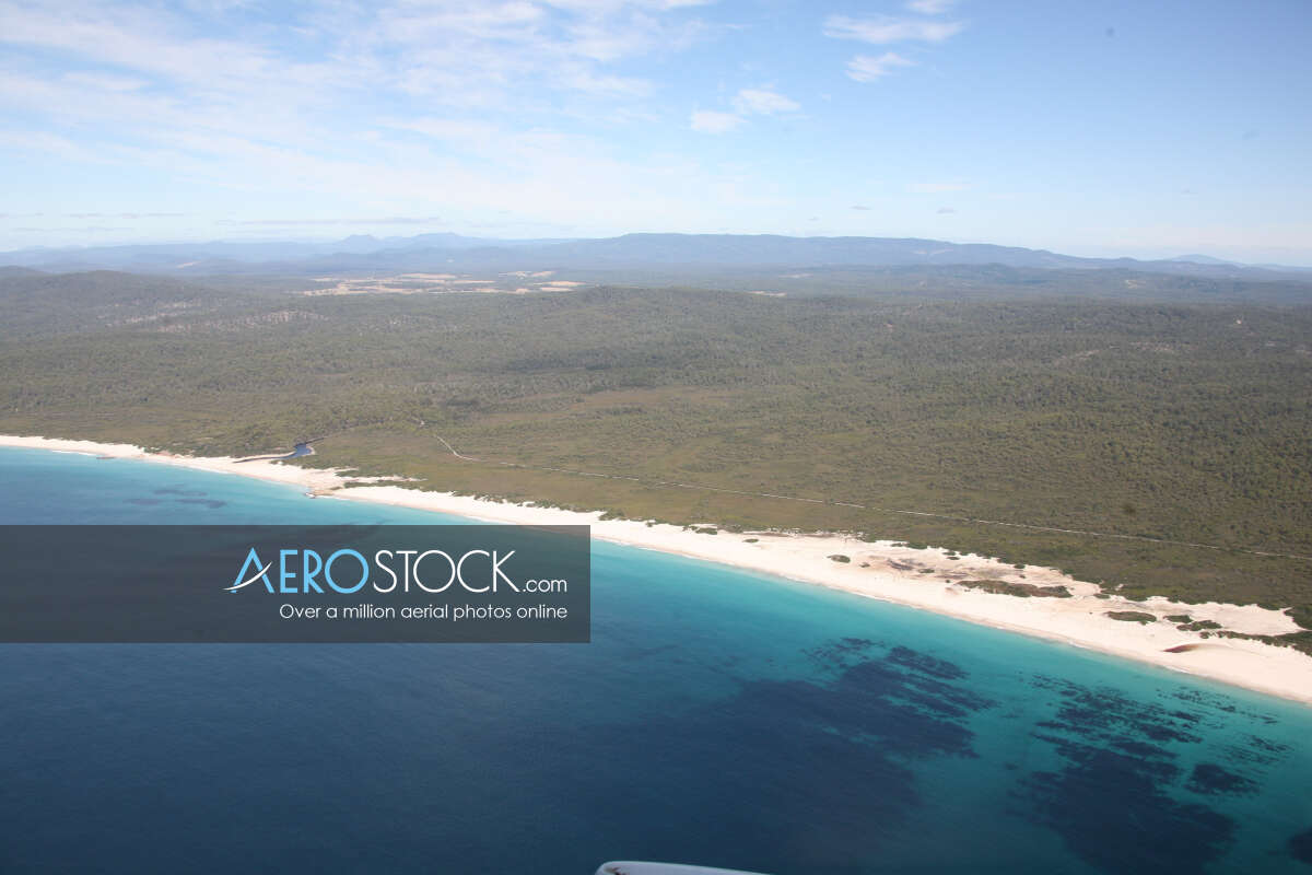 UAV stock photo of Break O'Day.