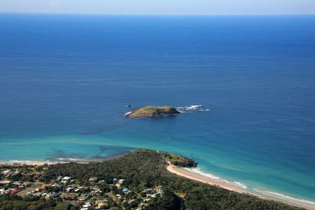 Fingal Head 2487