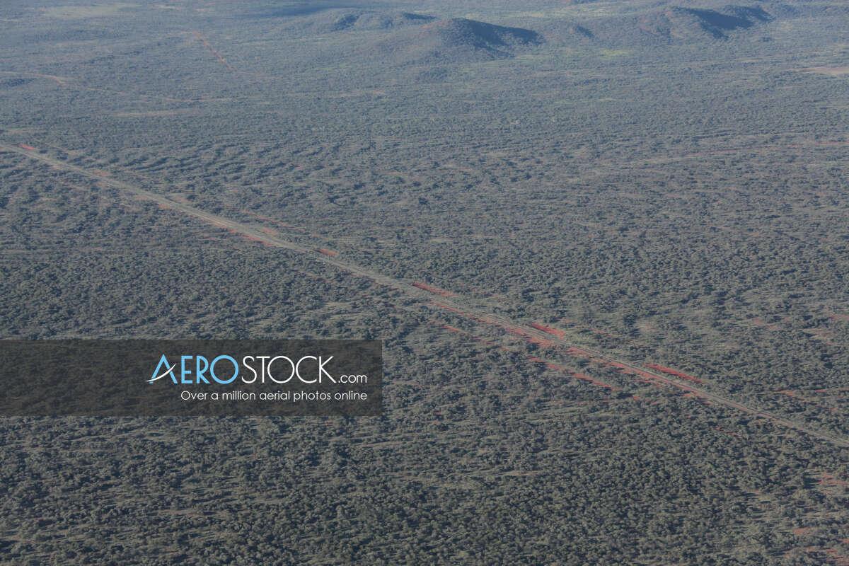 High res stock image of Burt Plain, NT