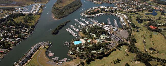 Hope Island 4212, Sanctuary Cove