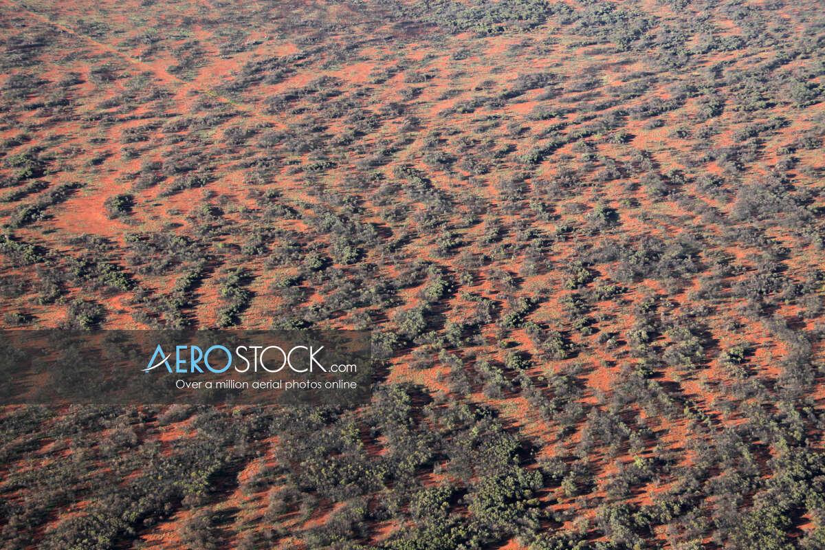 Sky-high panoramic aerial photo of Irlpme, 874, Australia