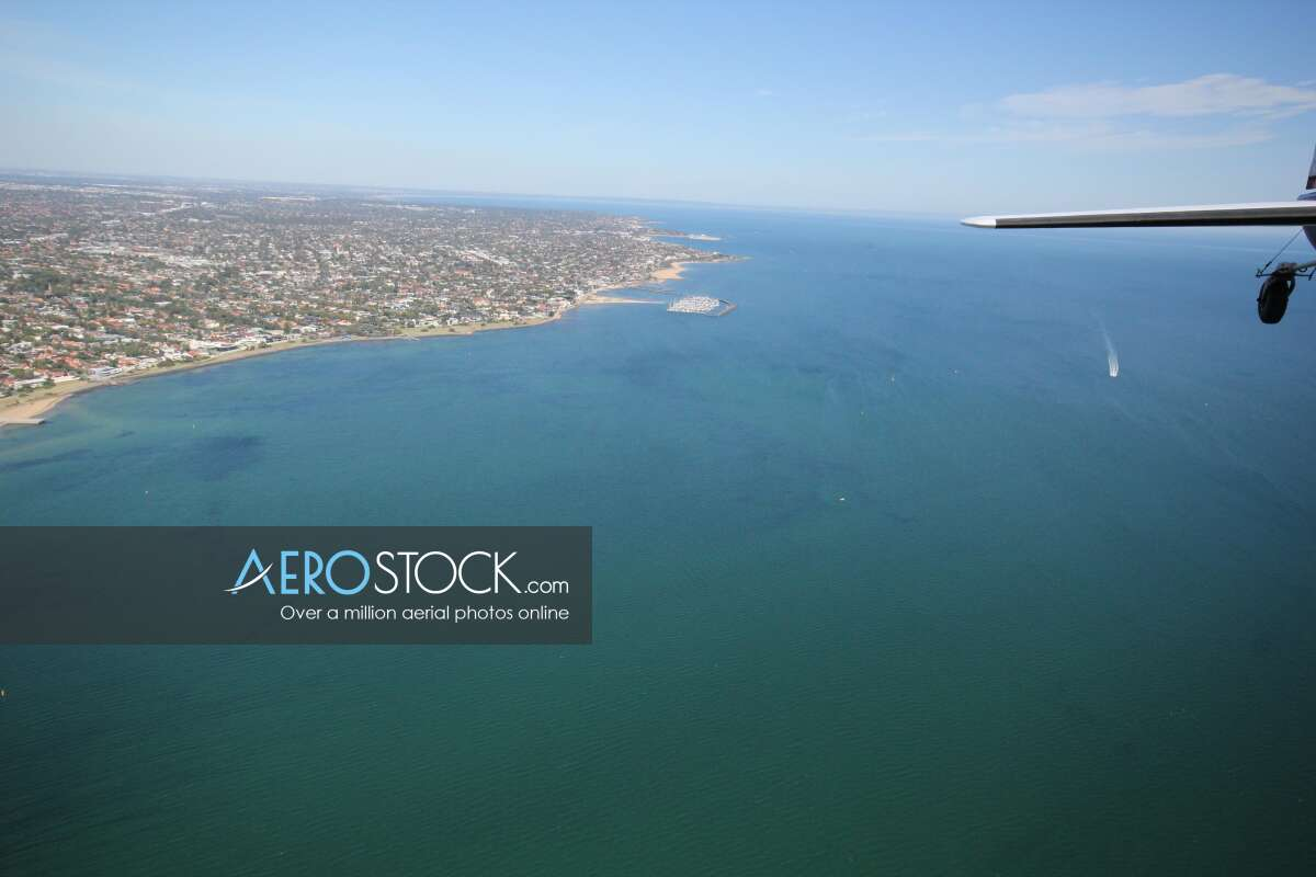 Affordable drone snapshot professionally shot on March 20th, 2014.