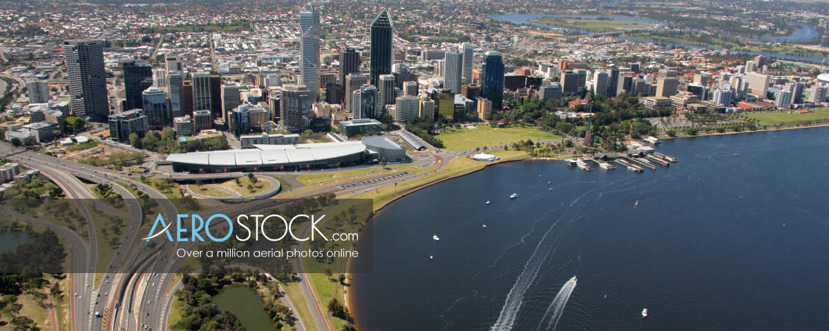 Sharp and finely detailed photo of West Perth ready to download