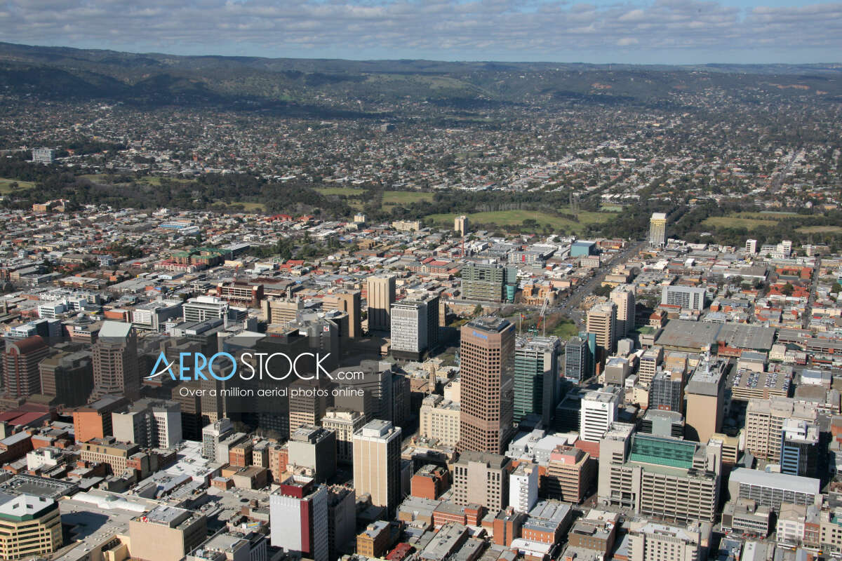 Stunning pic of North Adelaide, Lat -34.916098 Long 138.594588