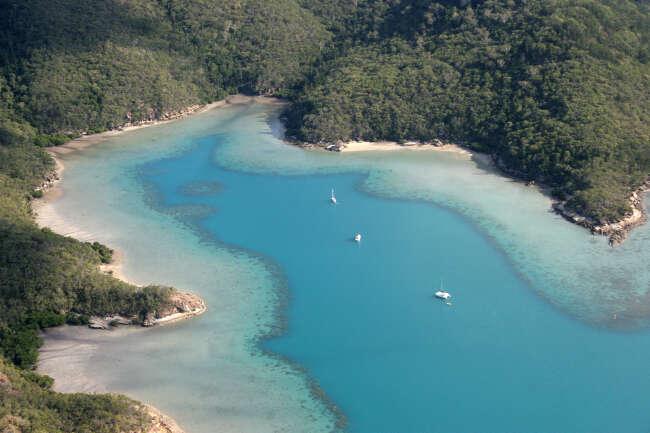 Whitsunday Island Group, Hook Island