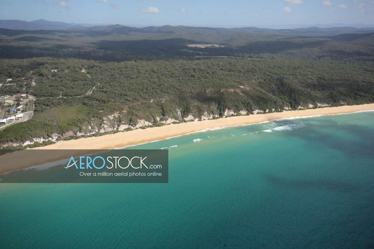 Drone image of Bega Valley taken on the March 20th, 2014 10:10.