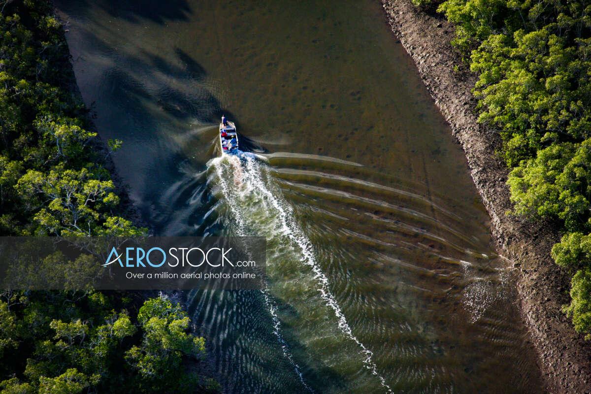 Pic of Welcome Creek, Queensland
