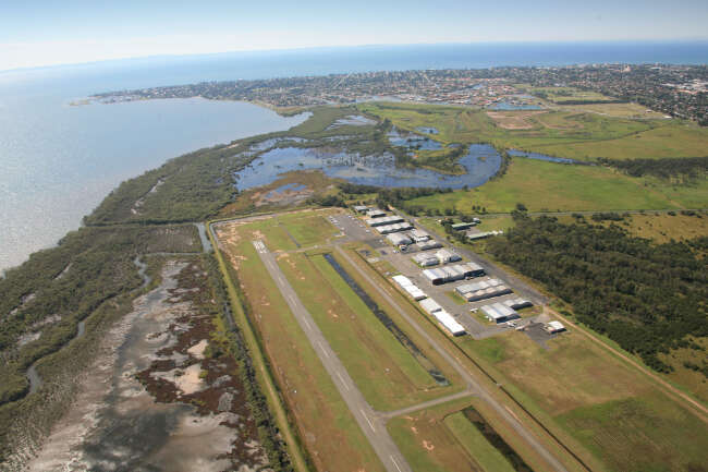 Redcliffe Aerodrome