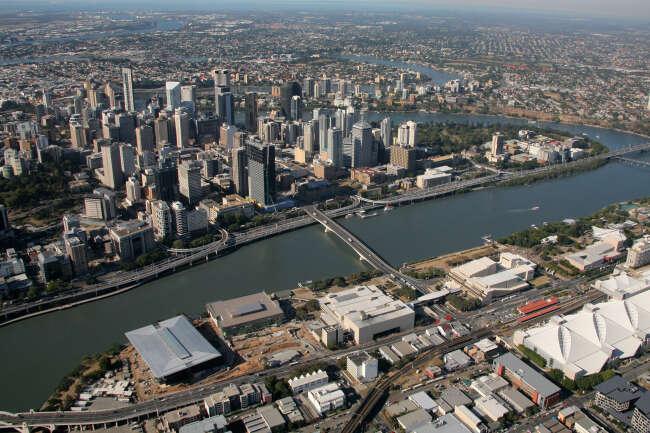 South Brisbane 4101, Brisbane 4000