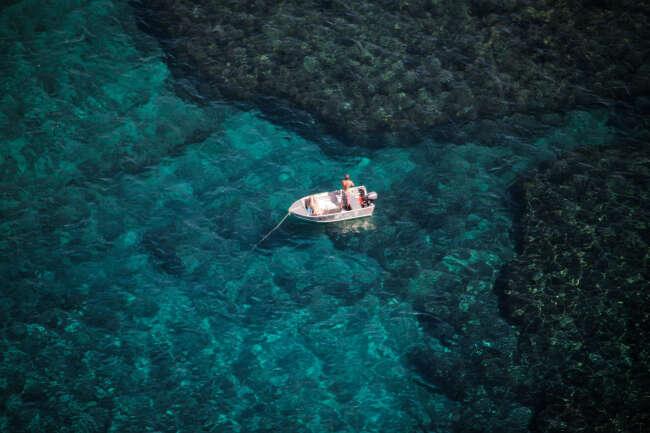 Fishing Off Mudjimba Island