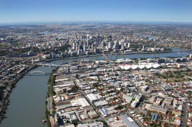 South Brisbane 4101, West End 4101