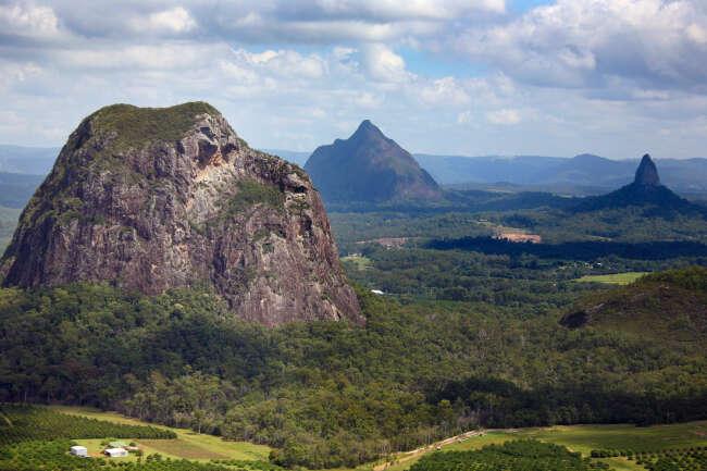 Mount Tibrogargan