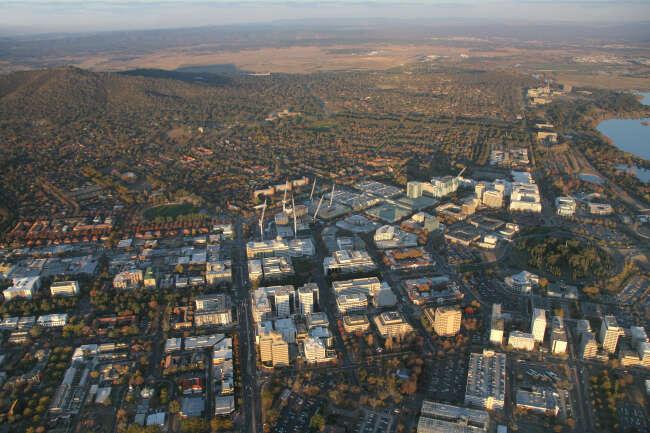 Canberra CBD 2601, Braddon 2612, Turner 2612