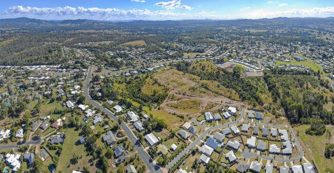 Jones Hill, Gympie QLD.