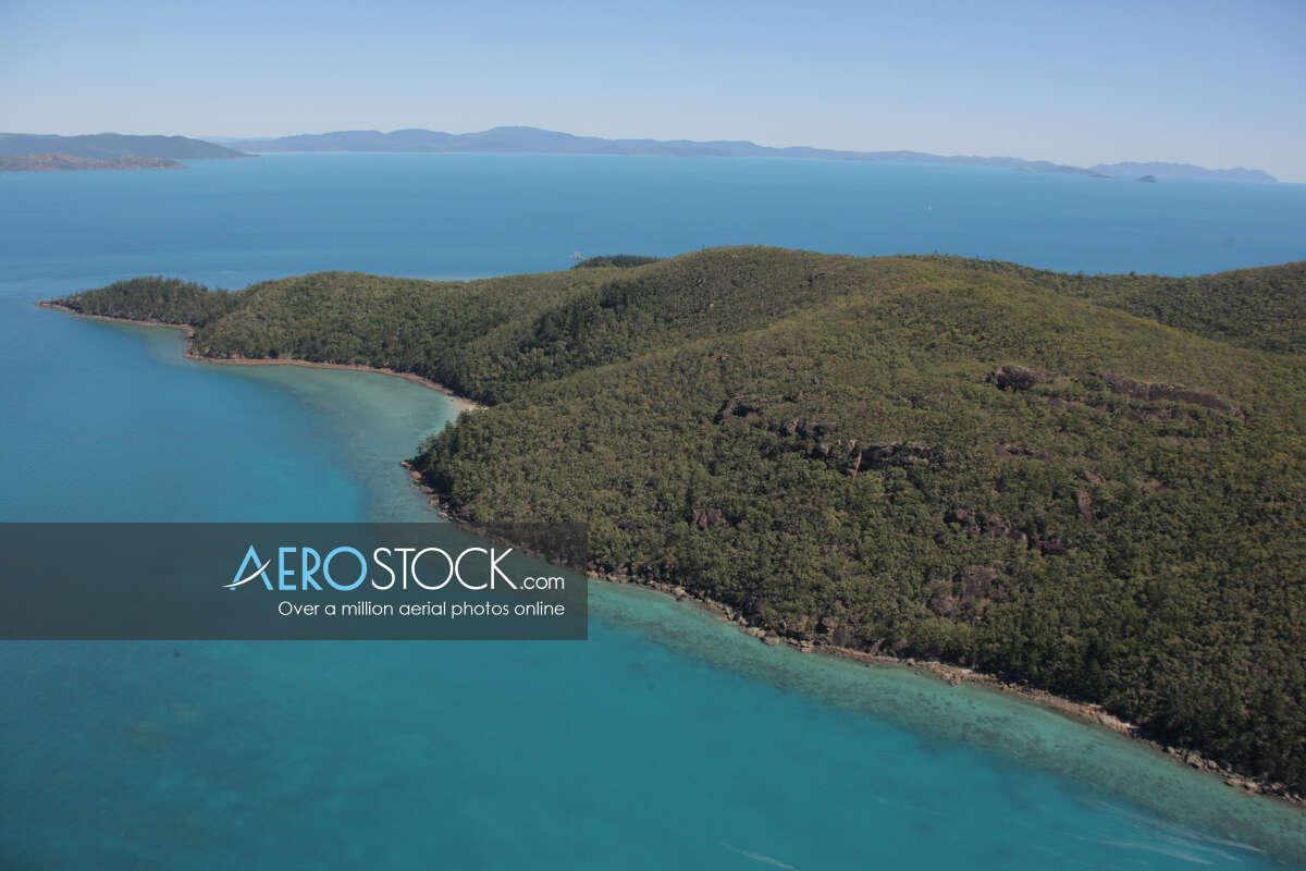 High DPI image of Whitsundays in QLD.