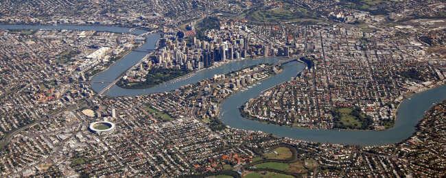 Woolloongabba 4102, Kangaroo Point 4169, East Brisbane 4169, Bri