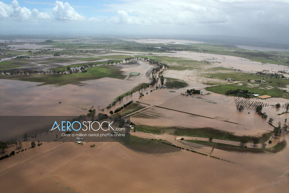 High resolution image of Rifle Range in QLD