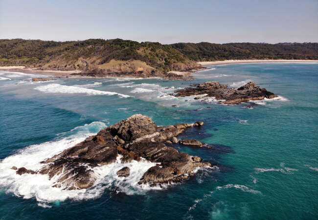 Broken Head 2, NSW Australia