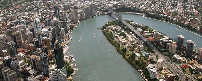 Kangaroo Point 4169, Brisbane 4000, Fortitude Valley 4006