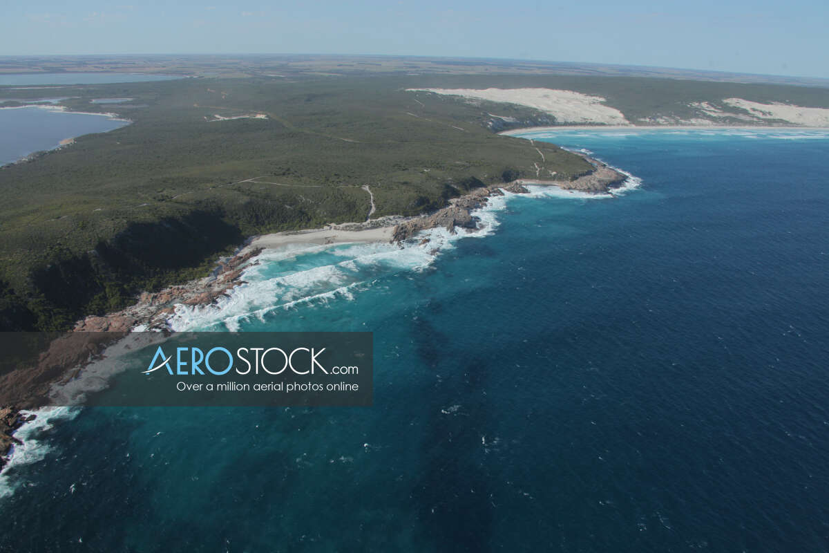 Aerial snapshot of Esperance, Western Australia