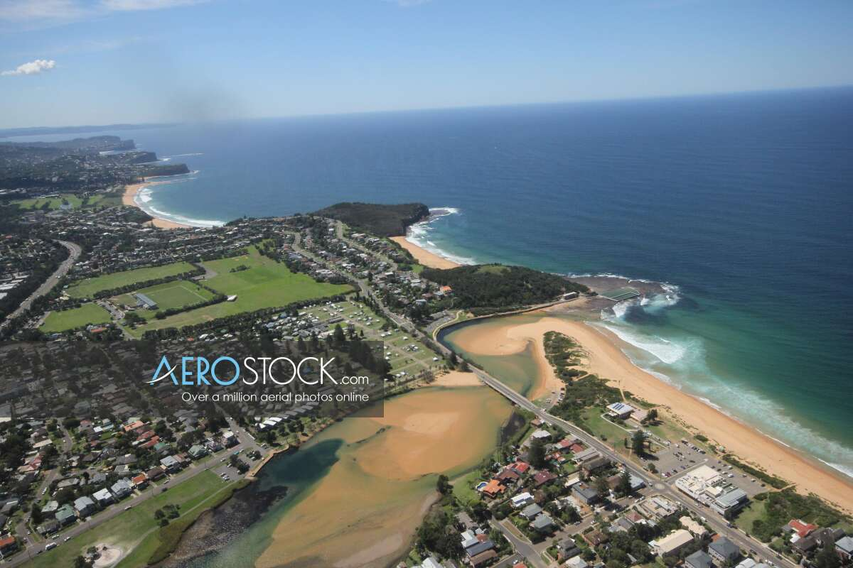 Affordable stock photo of North Narrabeen in Northern Beaches.
