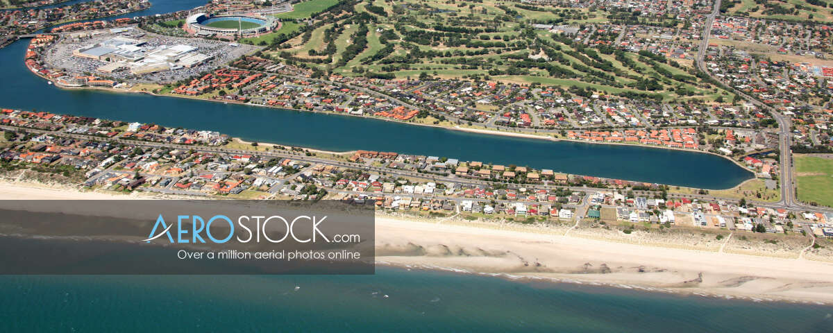 Pic of West Lakes Shore, South Australia