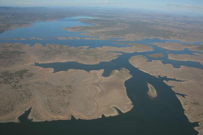 Somerset Dam, Lake Somerset