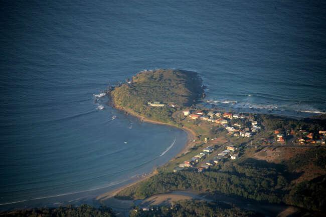 Arrawarra Headland 2456
