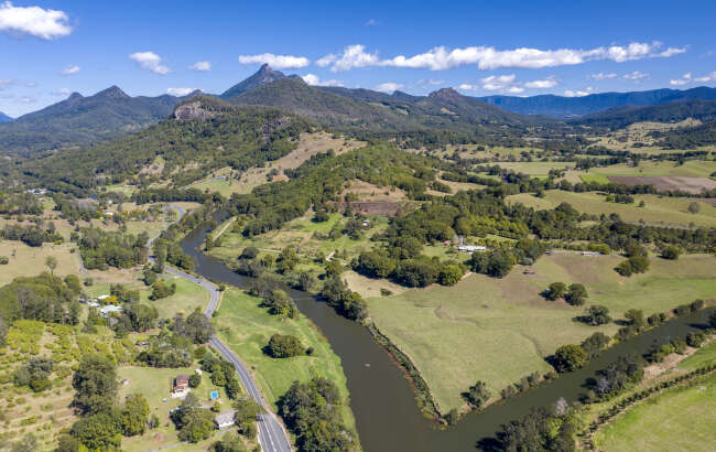 Mt Warning, Murwillimbah NSW Australia