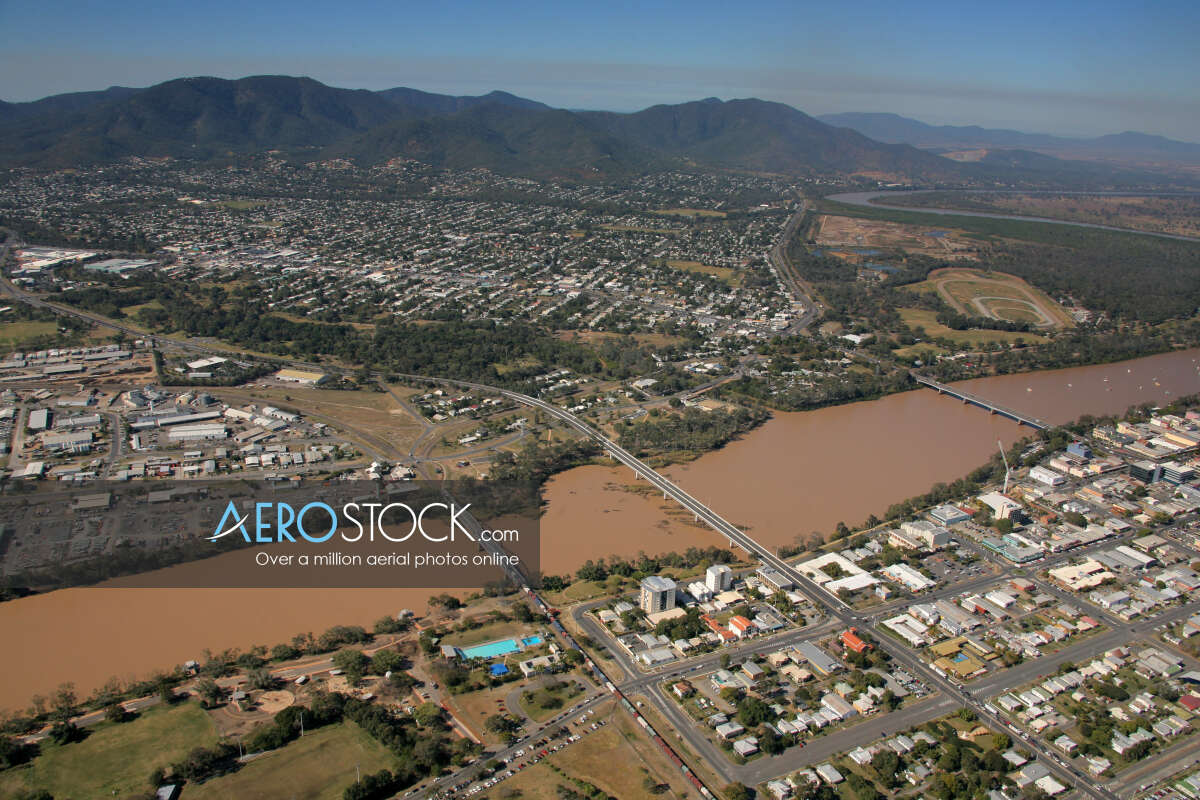 High quality stock photo of Rockhampton in QLD