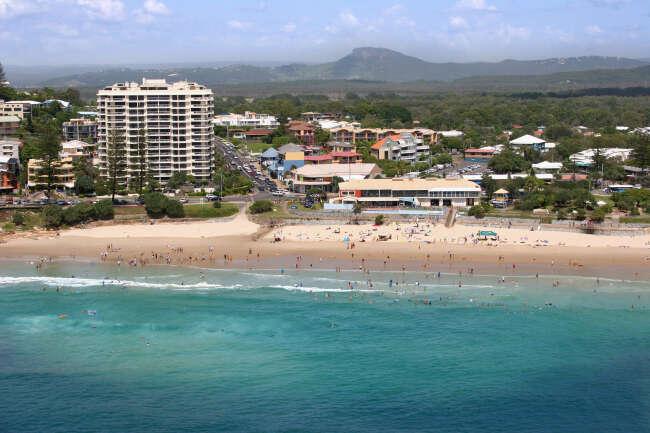 Coolum Beach 4573